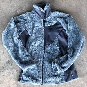 Columbia Grey Blue Jacket